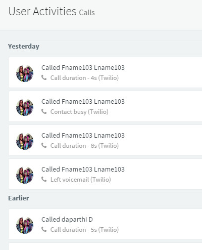 Introducing Call Reports - Agile CRM Blog