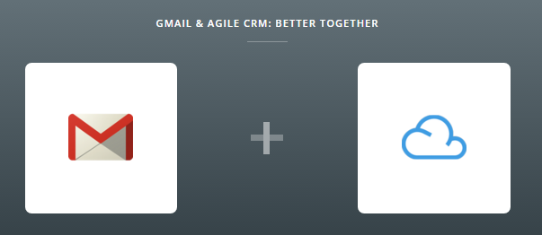 Gmail and Agile CRM on Zapier