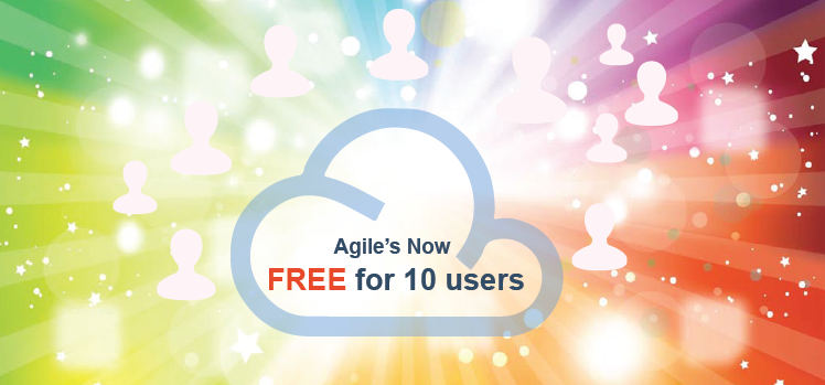 10 Free Users Now Come Standard with Agile CRM