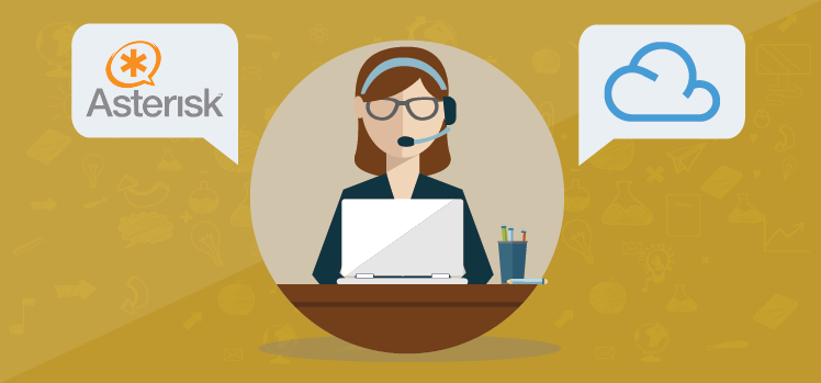Make Sales Calls Powerful with Asterisk PBX & Agile CRM