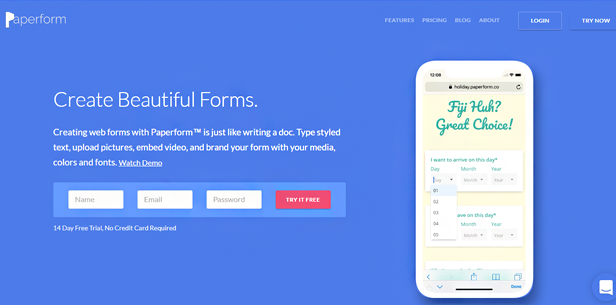 Paperform