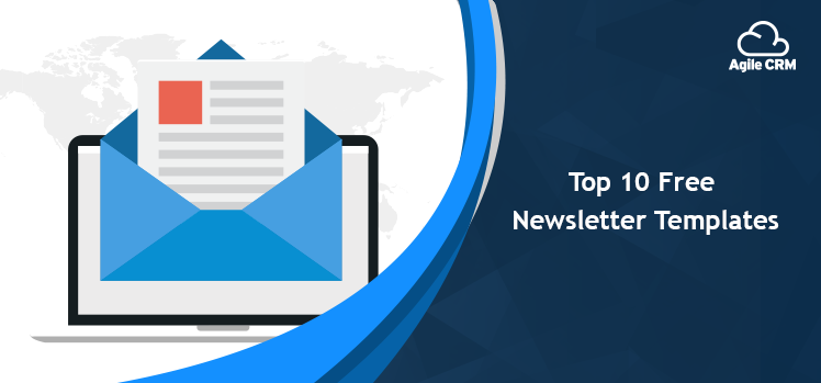 Top 10 Free Newsletter Templates For May 2019