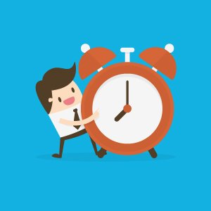 Leverage a time buffer