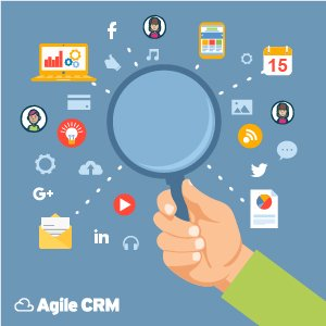 Leverage your CRM system