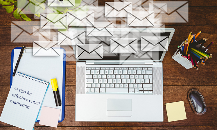 41 Effective email marketing tips to scale growth