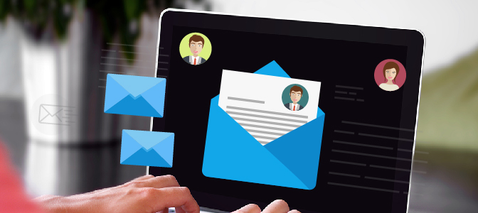 Be concise and clear about what your email delivers
