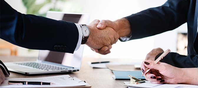 Set clear expectations with service level agreements