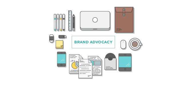 The importance of brand advocacy is increasing