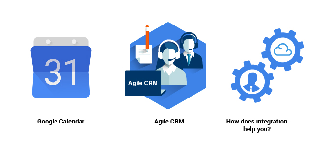 Why integrate your Google and Agile CRM calendars