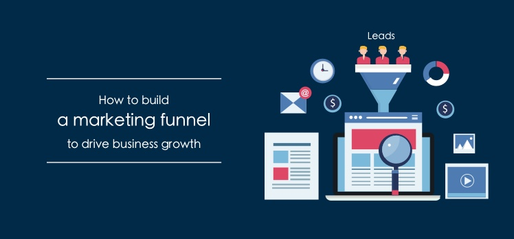 How to build a marketing funnel to drive business growth