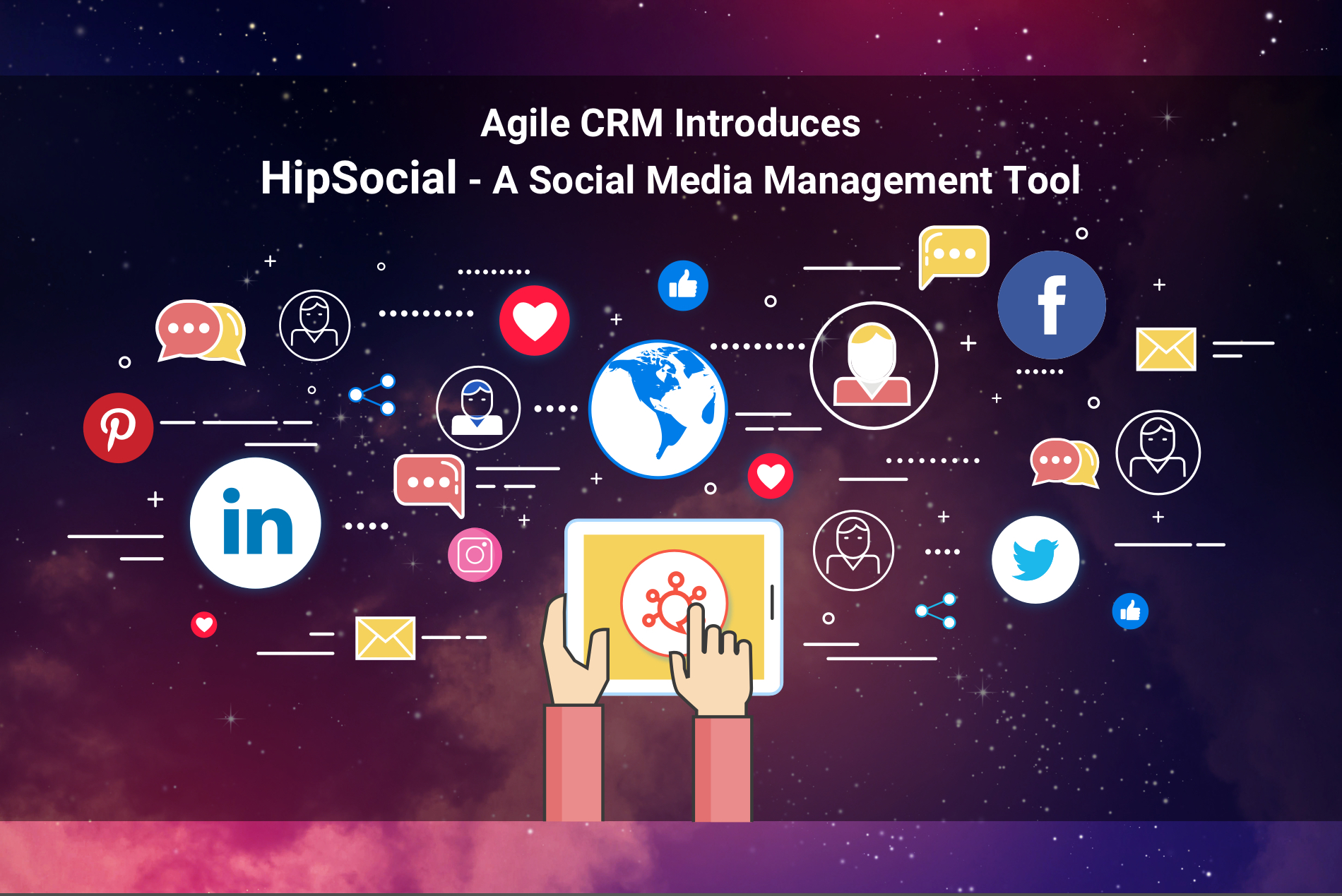 Our Full-Fledged Social Media Management Tool That We Built For You – Here's Why