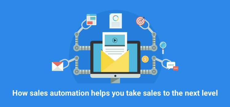 How Sales Automation Can Take your Sales to the Next Level