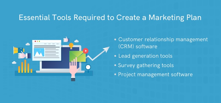 tools to create marketing plan