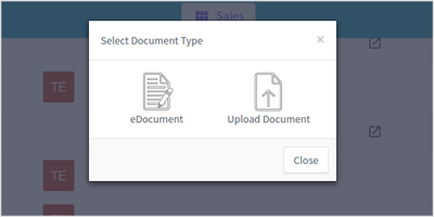 Documents in CRM | Agile CRM