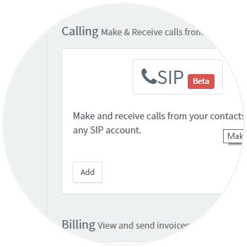 VoIP Setup, Step-1
