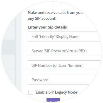 VoIP Setup, Step-2