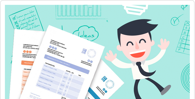 Saas based Invoice software
