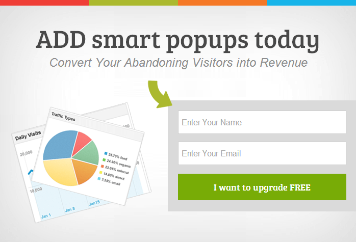 Lead Generation Pop-ups